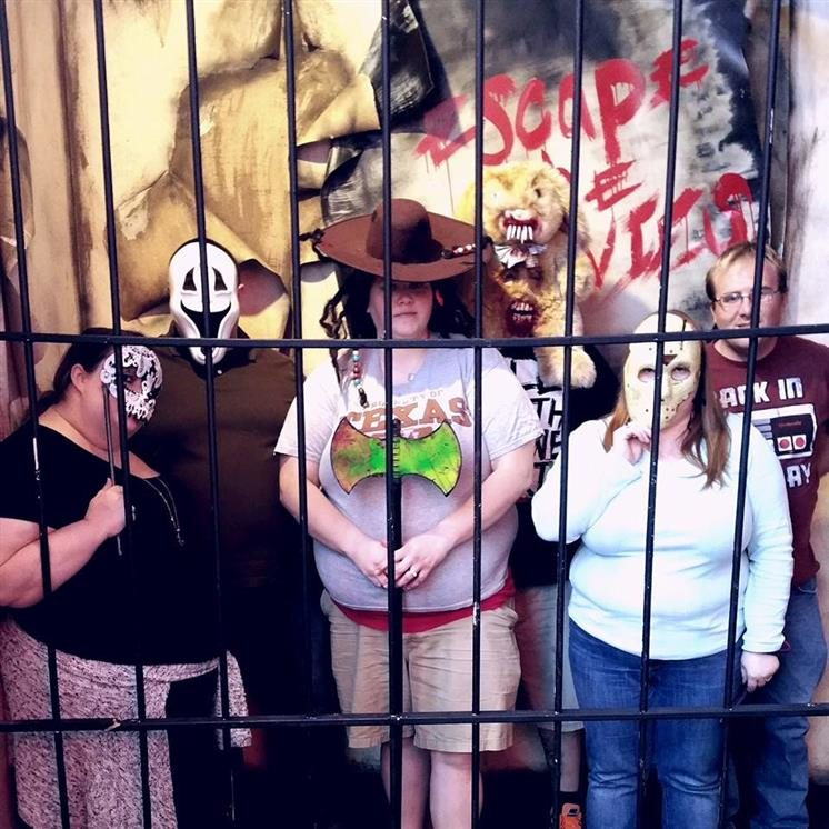 Escape The Movies Escape Room Maryland Haunted Houses