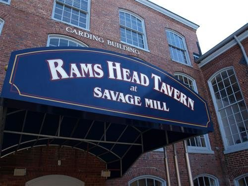 Rams Head Tavern Annapolis Maryland Real Haunted Place